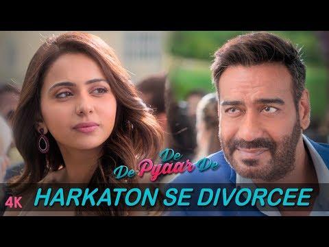 DE DE PYAAR DE: Dialogue Promo - Harkaton Se Divorcee | Ajay Devgn | Tabu | Rakul | Releasing May 17
