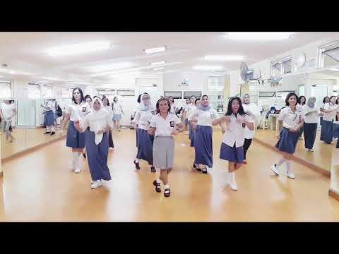 Anak Sekolah - line dance