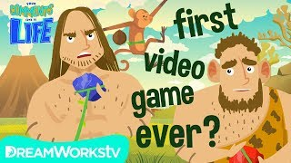 The FIRST VIDEO GAME Ever Invented! | YOUR COMMENTS COME TO LIFE