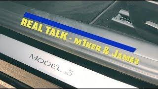 Tesla Model 3 - REVIEW real talk