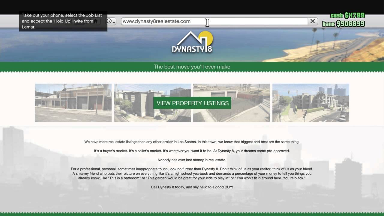 Grand Theft Auto V-Online-PS4-Kupovina kuće-Buying a house-Ep.2-SRB ...
