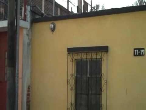 Bonita Casas En Venta Guatemala Zona 7 Youtube