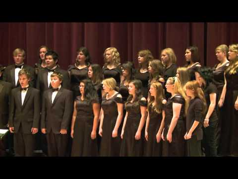 RRHS Concert Choir - October 2012 - In Flanders Fields