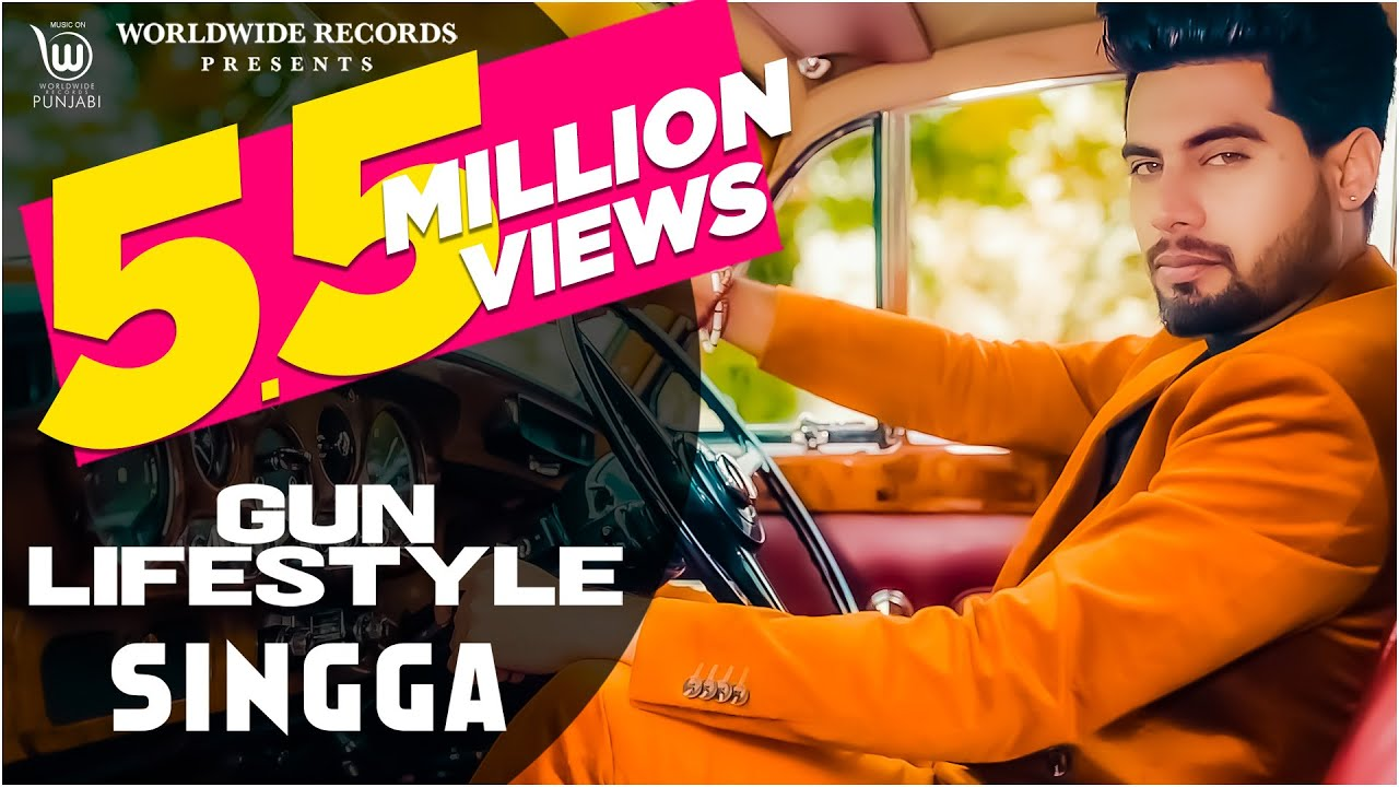 GUN LIFESTYLE (Official Video ) By SINGGA | NEW SONG 2020