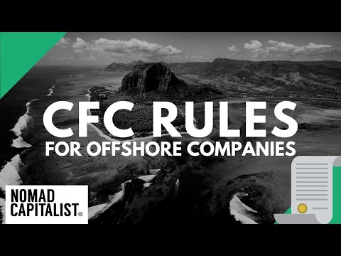 What is a Controlled Foreign Corporation?