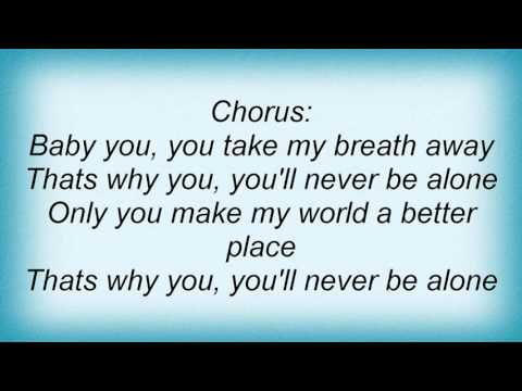 Lucas Prata - Never Be Alone (Ballad Mix) Lyrics