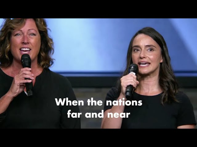 SINGALONG with the Entermann family/Live Worship Service | Granite Bay Hilltop SDA Church