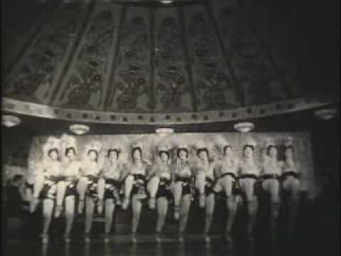 Ziegfeld Style Nightclub Act from 1929 (Part One)