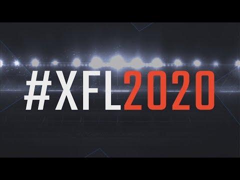 Official XFL Announcement with Vince McMahon