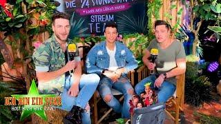 Dschungelcamp 2020 | Die 1/4 Stunde davor mit Dschungelkönig Prince Damien | Das Stream Team