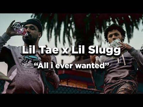 Lil Tae x Lil Slugg - All i ever wanted (Official video) (Dir by @Zach_Hurth x Mota Media)