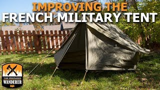 Improving the French Military Tent