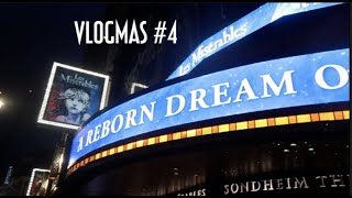 Turning The Theatre Lights On! | Vlogmas 4