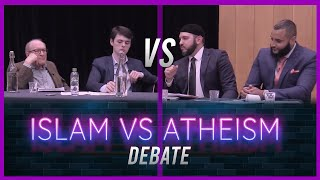 Islam vs Atheism || Oxford University Debate