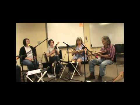 Spring Creek Band - 2015 Dulcimer Days Part 1