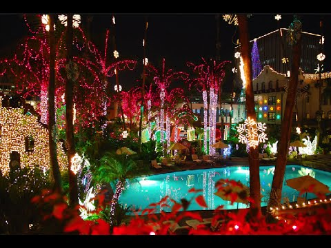 Festival of Lights - Tour inside the Mission Inn & Festival of Lights - Tour inside the Mission Inn - YouTube azcodes.com