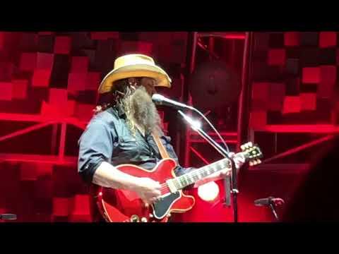 Chris Stapleton- Parachute live in Spokane