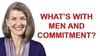 Understanding Men and Commitment With Alison Armstrong