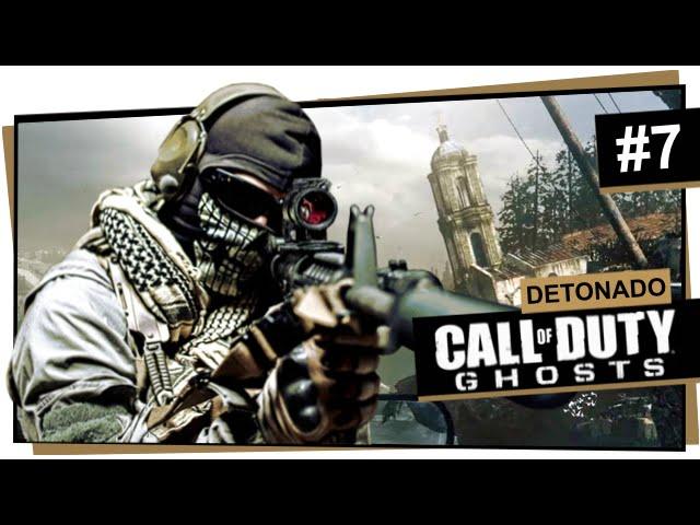 Call of Duty Ghosts #7 - Dia da Federação (Dublado em Português)
