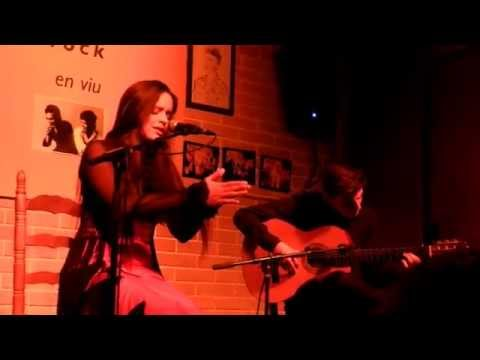 Flamenco en JazzSi Club Barcelona