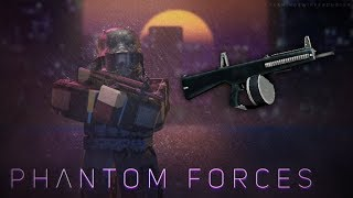 Roblox Phantom Forces AA 12 game play