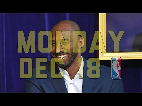 NBA Daily Show: Dec. 18 - The Starters