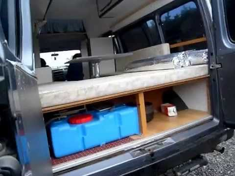 Ford Transit Mk5 Motorhome Camper Van Conversion L3h3 Youtube