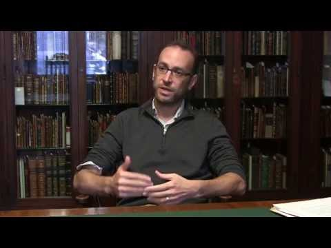 #BrazilatBrown Interview 1: Neil Safier and the John Carter Brown Library