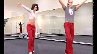Худеем танцуя  Танцевальная аэробика  Клубная Латина