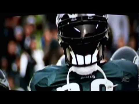 Brian Dawkins No. 20 Retired - Halftime Ceremony 9.30.12 at Lincoln Financial Field-Philadelphia