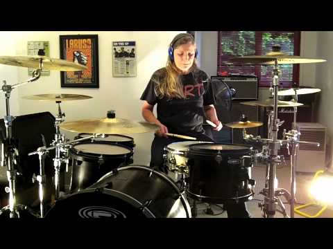 Led Zeppelin (drum cover) black dog