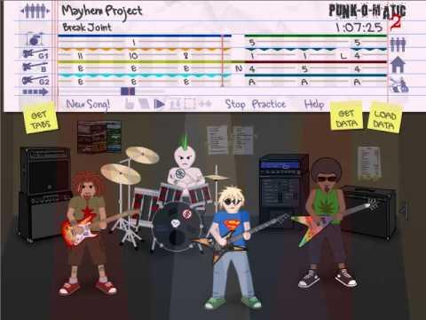 Mayhem Project - Break Joint (Punk-o-matic 2)