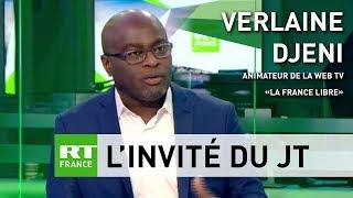 Loi Asile-Immigration : «Ça ne va pas assez loin», déplore Verlaine Djeni