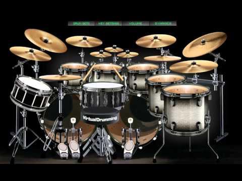 Bring Me The Horizon - Shadow Moses Cover Virtual Drumming