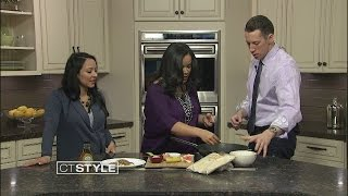 In The Kitchen: Almond Flour Pancakes W/ Kimberley Locke