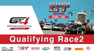 GT4 International Cup - Qualifying Race 2