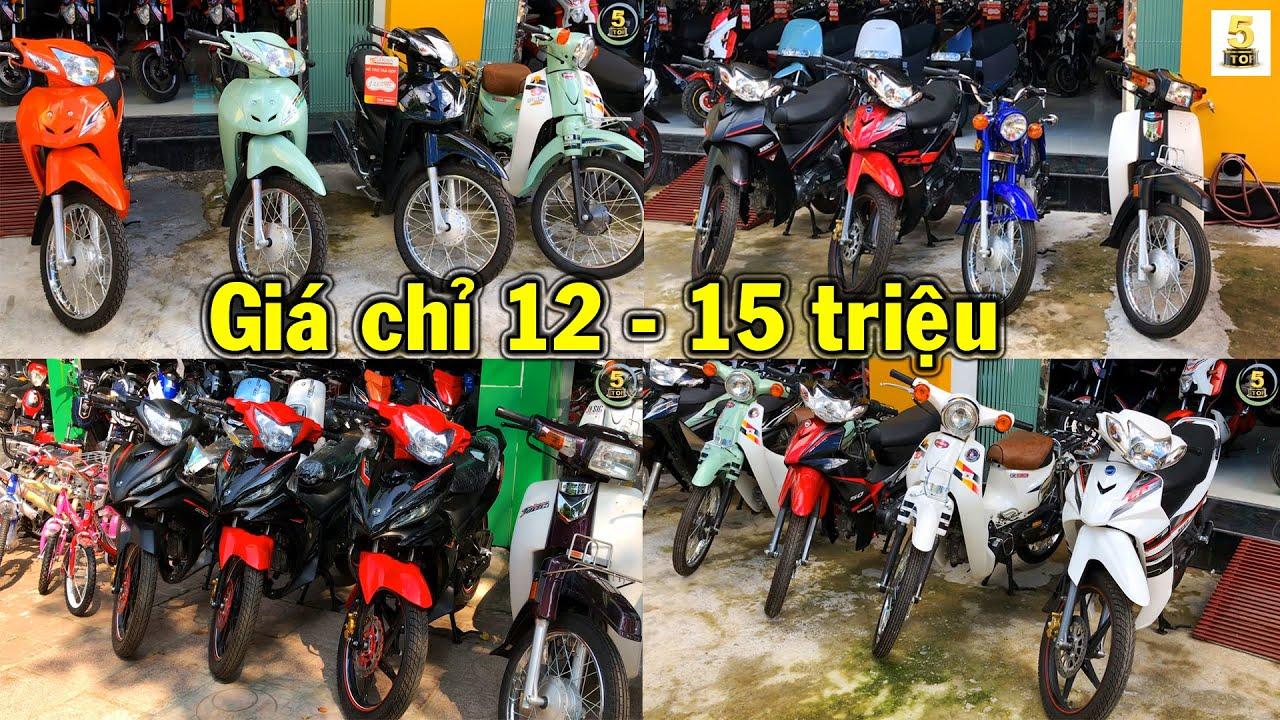 TẤT TẦN TẬT giá xe 50cc mới nhất ▶️ Xe 50cc liệu có cần bằng A0 🔴 TOP 5 ĐAM MÊ