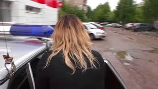 Руйнівниця автомобілів на парковці вул Кольцова Місце події 26 06 2018