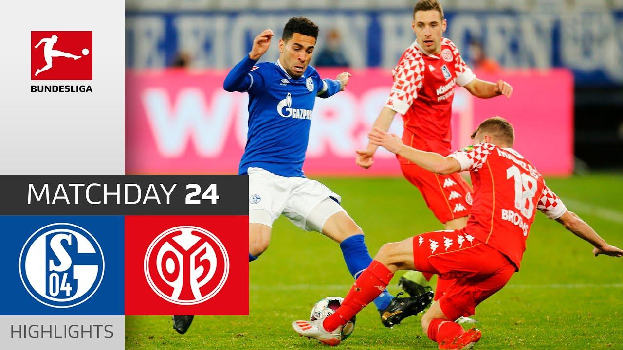 Download FC Schalke 04 - 1. FSV Mainz 05 | 0-0 | Highlights | Matchday 24 – Bundesliga 2020/21