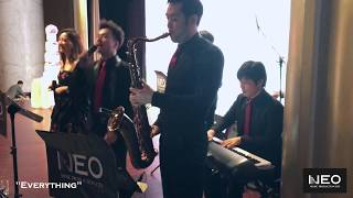 Neo Music Production - Male Pop/Jazz Vocalist - Hong Kong Wedding Live Jazz Band