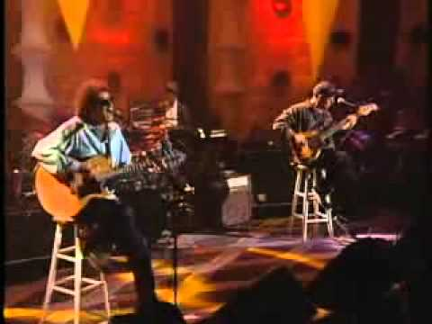 Entre Caníbales - Soda Stereo [Unplugged Mtv].flv
