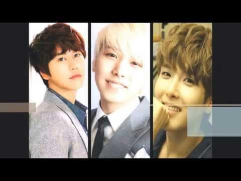 Biting my lips  KyuHyun, SungMin y RyeoWook (Sub.