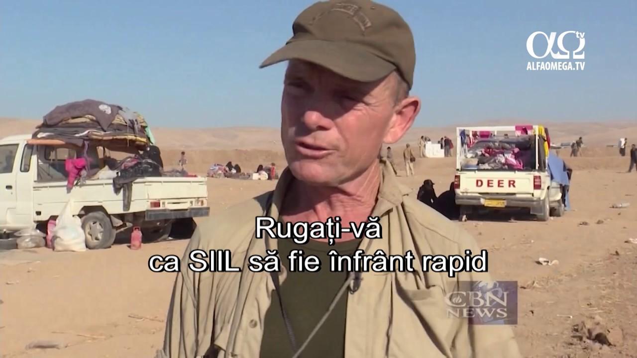 Cum sa sustinem lucrarile crestine care lucreaza pe frontul din nordul Irakului?