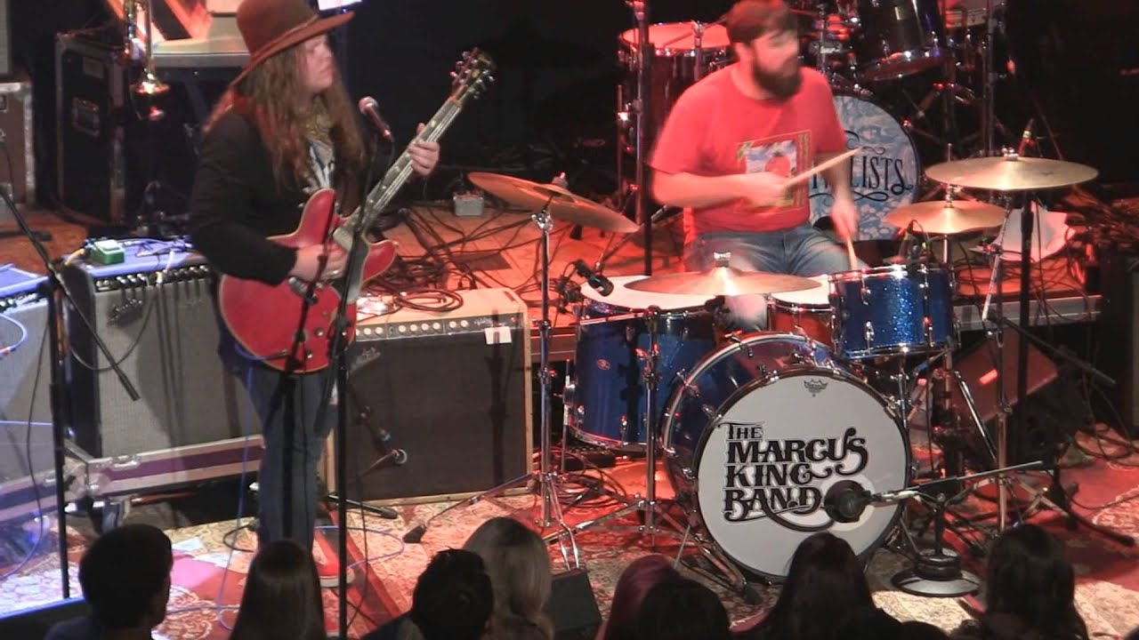 Resultado de imagen de Marcus King Band