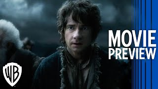 The Hobbit: The Battle of the Five Armies | Full Movie Preview | Warner Bros. Entertainment