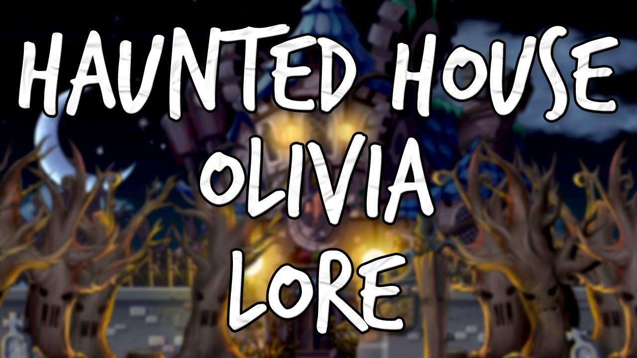 MapleStory Lore - Haunted House 2 & Olivia