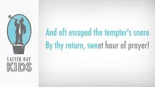 Sweet Hour of Prayer | Karaoke
