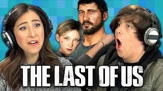 Реакция тинейджеров на The Last Of Us [Sokolovsky]