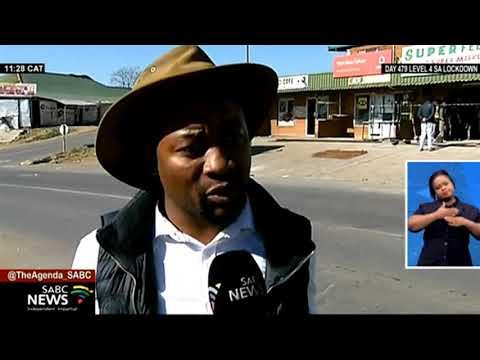 Update from Ixopo, in KwaZulu-Natal