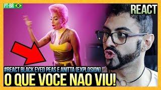 Baixar REAGINDO a Black Eyed Peas & Anitta - eXplosion